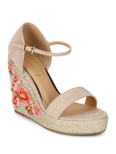 2a33a7126d4 Buy truffle collection transparent heels in India @ Limeroad