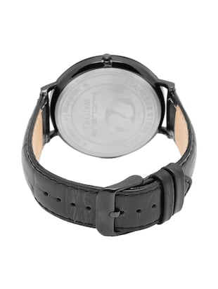 Nucleus Analog Watch for Formal & Casual Wear for Gents NTGBKBKBK - 15156969 - Standard Image - 3