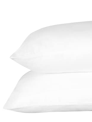 300 TC 100% Cotton Sateen Solid, White Color, King Size Duvet Cover - 15171279 - Standard Image - 3