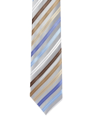 multi colored  microfiber  tie - 15173756 - Standard Image - 3