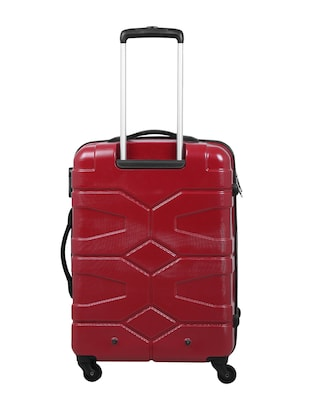 red polypropylene trolley bag - 15188880 - Standard Image - 3