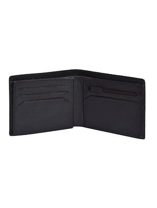 brown leatherette wallet - 15191021 - Standard Image - 3