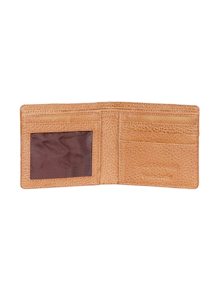 tan leather wallet - 15193522 - Standard Image - 3