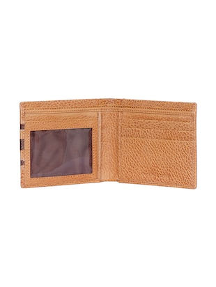 tan leather wallet - 15193523 - Standard Image - 3