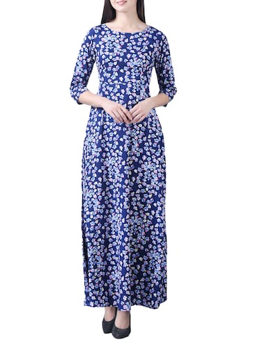 15f0fd0ae321 Long Dresses - Buy Designer Long Dresses for Girls Online In India
