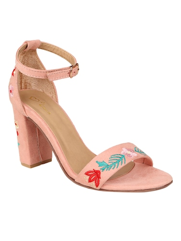 bde59e64a28 Buy transparent heels for women in India @ Limeroad
