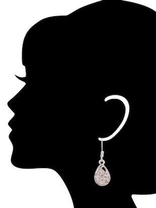 Drop earrings - 15338948 - Standard Image - 3