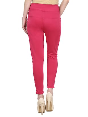 mid rise ankle length jeggings - 15341029 - Standard Image - 3