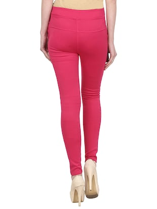 mid rise ankle length jeggings - 15341032 - Standard Image - 3