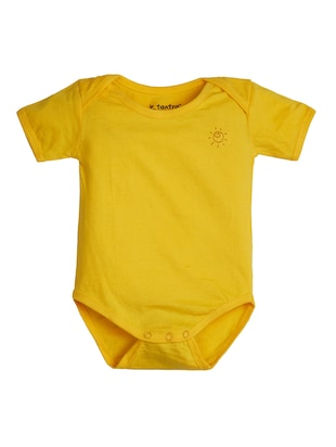 multi colored cotton onesies - 15415142 - Standard Image - 3
