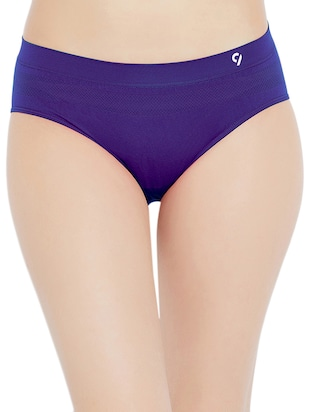 set of 3 multi colored panty - 15427155 - Standard Image - 6