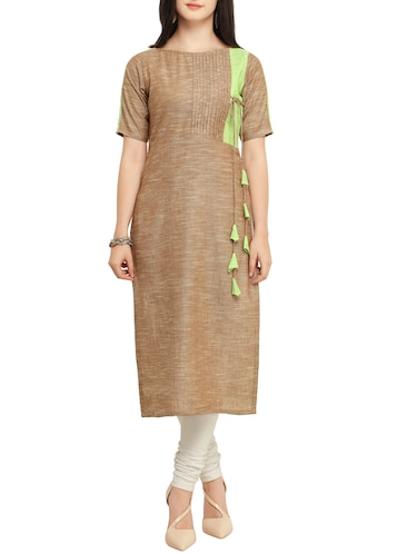 28b1afc963a2 Gift Your Maa A Look - Buy White Kurtas