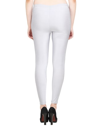 high-rise ankle length legging - 15466344 - Standard Image - 3