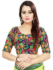 Blouses Upto 70 Off Buy Latest Designer High Neck Sleeveless