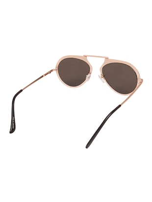 UV protected aviator sunglasses - 15523641 - Standard Image - 3
