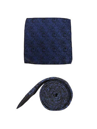 navy blue microfiber ty - 15612095 - Standard Image - 3