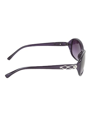 UV protected oval sunglasses - 15626024 - Standard Image - 3