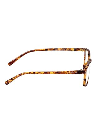 Rectangle Full Rim EyeGlass - 15628860 - Standard Image - 3