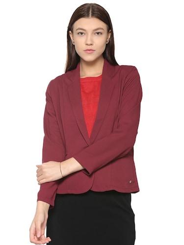 0262bcb5d14b2 Blazers for Women - Buy Designer Blazers, Long Coats Online in India