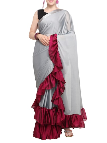 Party Wear Sarees Buy New Design Party Wear Sarees Online