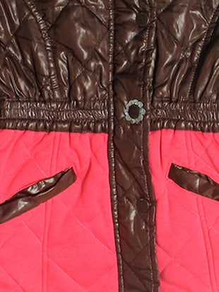 multi colored leather jacket - 15659494 - Standard Image - 3