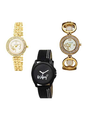 9e7a9a08d62 Ladies Watches - Upto 70% Off
