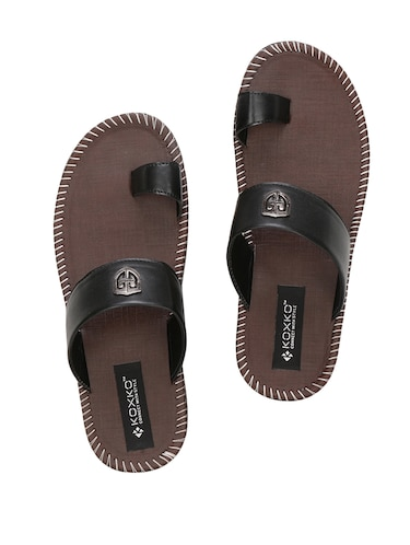 94cd76fbc093 Slippers   Flip Flops for Men - Buy Leather Slippers Online in India