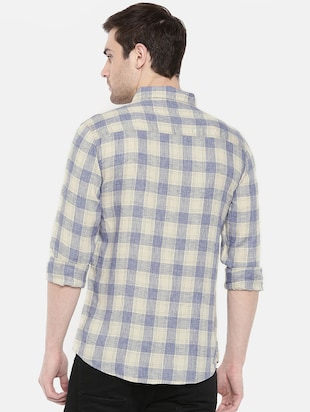 multicolor cotton casual shirt - 15731614 - Standard Image - 3