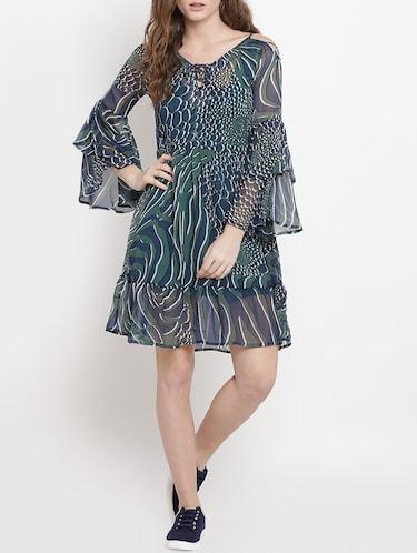 fbd90c2d37c Knee length dresses - Buy Knee length dresses Online at Best Prices ...