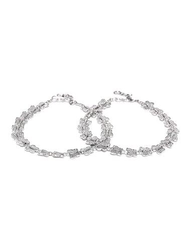 Payals & Anklets | Buy Designer Gold & Silver Plated Payals