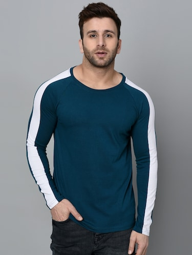 fd44830a0 T Shirts for Men -Buy Stylish Collar, Army & Polo T Shirts at Limeroad