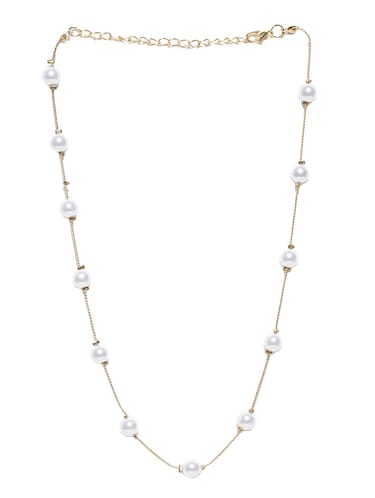 Buy mia by tanishq white necklace and chains diamond in India @ Limeroad