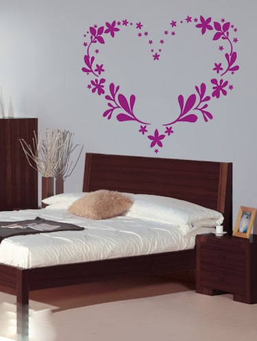 Brilliant Wall Stickers And Stickers Buy Wall Decor For Bedroom Home Interior And Landscaping Mentranervesignezvosmurscom