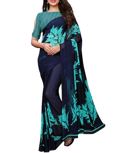 d9bd833b2991cd How To Wear A Plain Saree