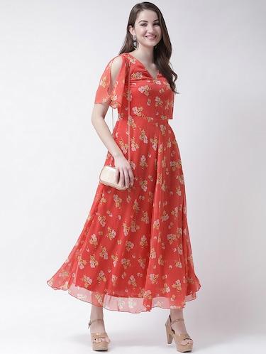 8ec9a0bb31 Long Dresses - Buy Designer Long Dresses for Girls Online In India