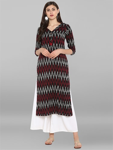 d75f44132 Black Kurta for Women Online