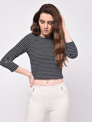 f9995c145e4f0e Crop Tops for Girls - Buy Designer Crop Top Online