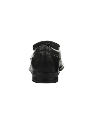 black patent leather slip on ons - 16096971 - Standard Image - 3