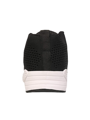 black Mesh sport shoes - 16098444 - Standard Image - 3