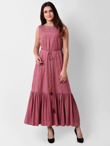 ddc71d72072 Long Dresses - Buy Designer Long Dresses for Girls Online In India