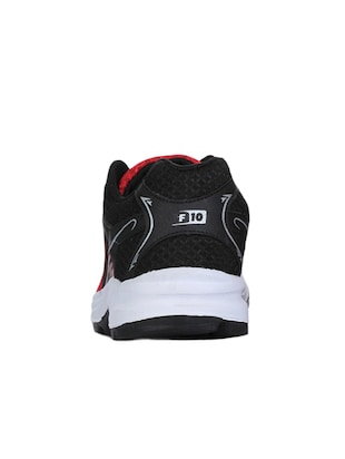 red mesh sport shoes - 16191168 - Standard Image - 3