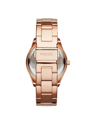 FOSSIL Gold Dial Watch For Women - ES3590 - 16223353 - Standard Image - 3