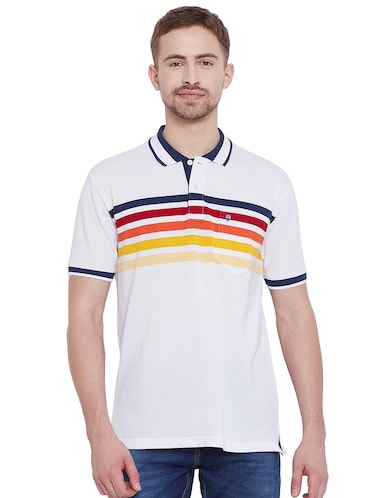 73cf5f181a2 T Shirts for Men -Buy Stylish Collar, Army & Polo T Shirts at Limeroad