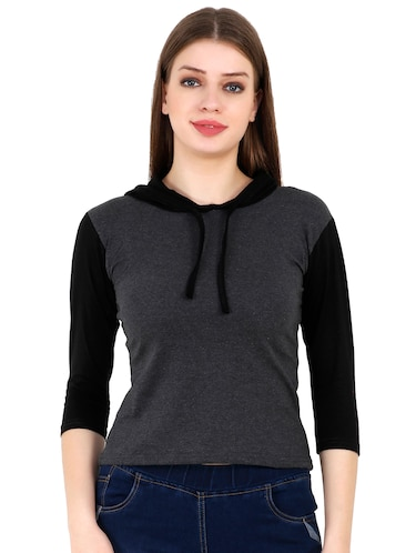 50fba9a91fb T Shirts for Women - Upto 70% Off | Buy Womens Designer Printed T Shirts at  Limeroad