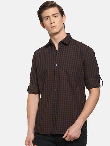 6d4673fe0f6 Casual Shirts - Buy Linen   Denim Casual Shirts for Men at Limeroad