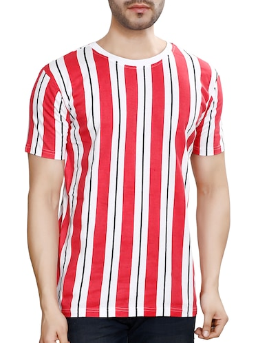 red striped tshirt - 16271005 - Standard Image - 1