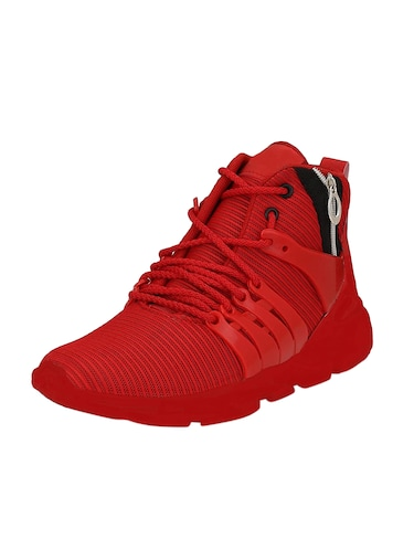 51de6209ade Buy red tape sports shoes for men black in India   Limeroad