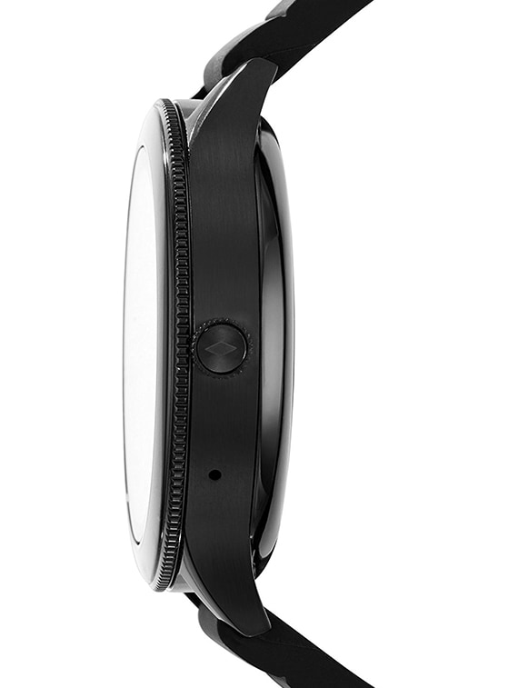 Buy Fossil Gen 3 Smartwatch - Q Venture Black Silicone
