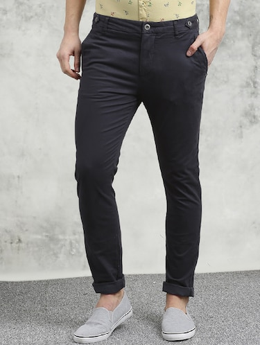 f4ca3748 Casual Trousers | Buy Mens Chinos, Cargos & Corduroy Pants at Limeroad
