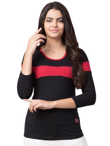 c344ff586b T Shirts for Women - Upto 70% Off | Buy Womens Designer Printed T ...